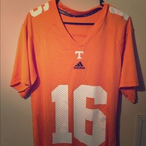 Tennessee Longhorns College Football Jersey